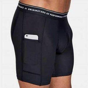 Men's Sports Performance Underwear w/ Cell Pocket